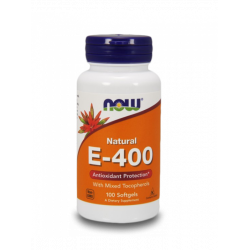 Vitamin E-400 IU MT - 100 Дражета