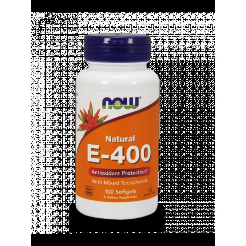 Vitamin E-400 IU MT - 100 Дражета