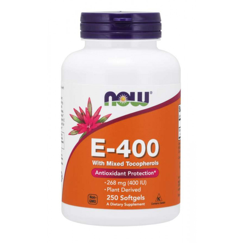 Vitamin E-400 IU MT - 250 Дражета