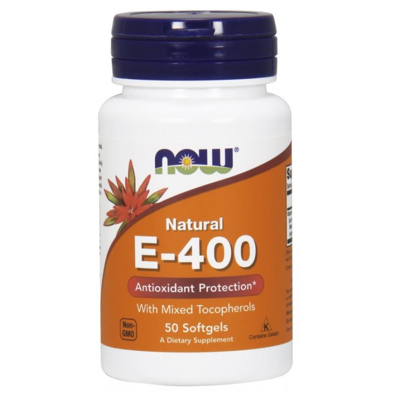 Vitamin E-400 IU MT - 50 Дражета