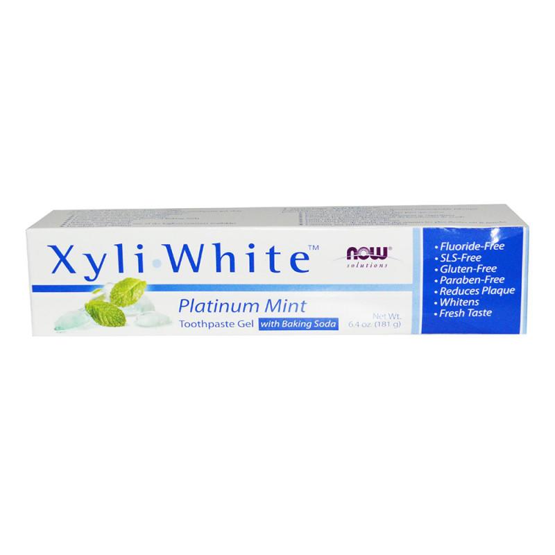 XyliWhite Platinum Mint - Паста за зъби