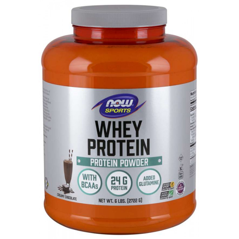 Whey Protein - 6 lb - Chocolate