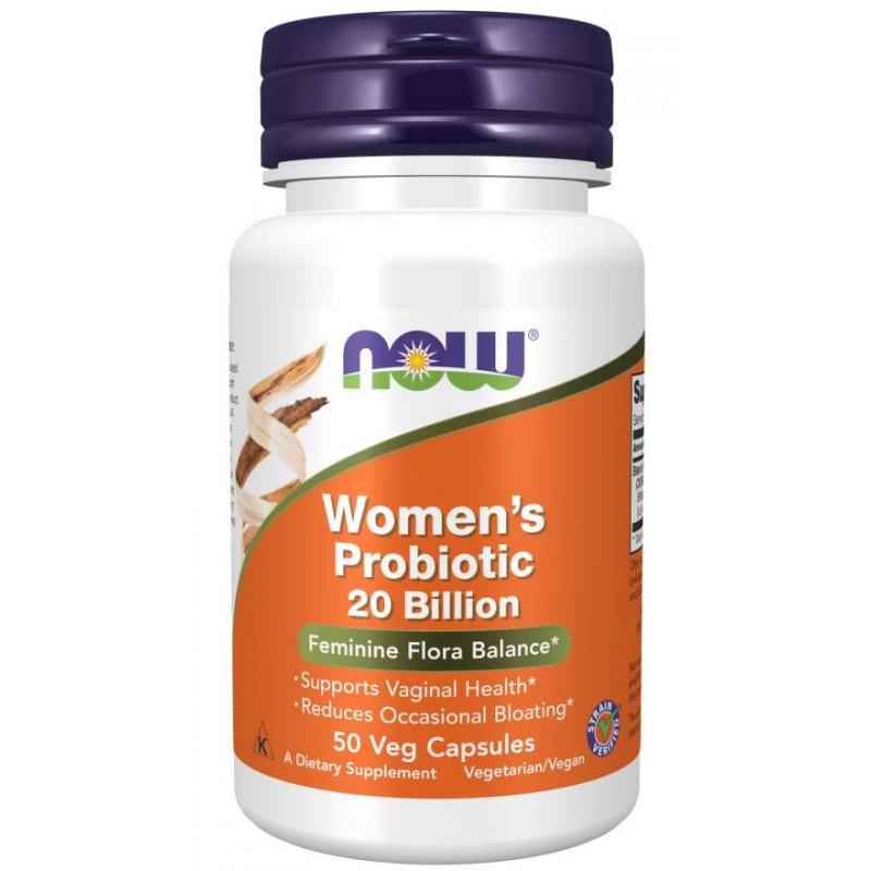 Womens Probiotic 20 Billion - 50 веган капсули