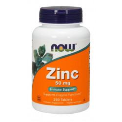 Zinc Gluconate 50 mg - 250 таблетки