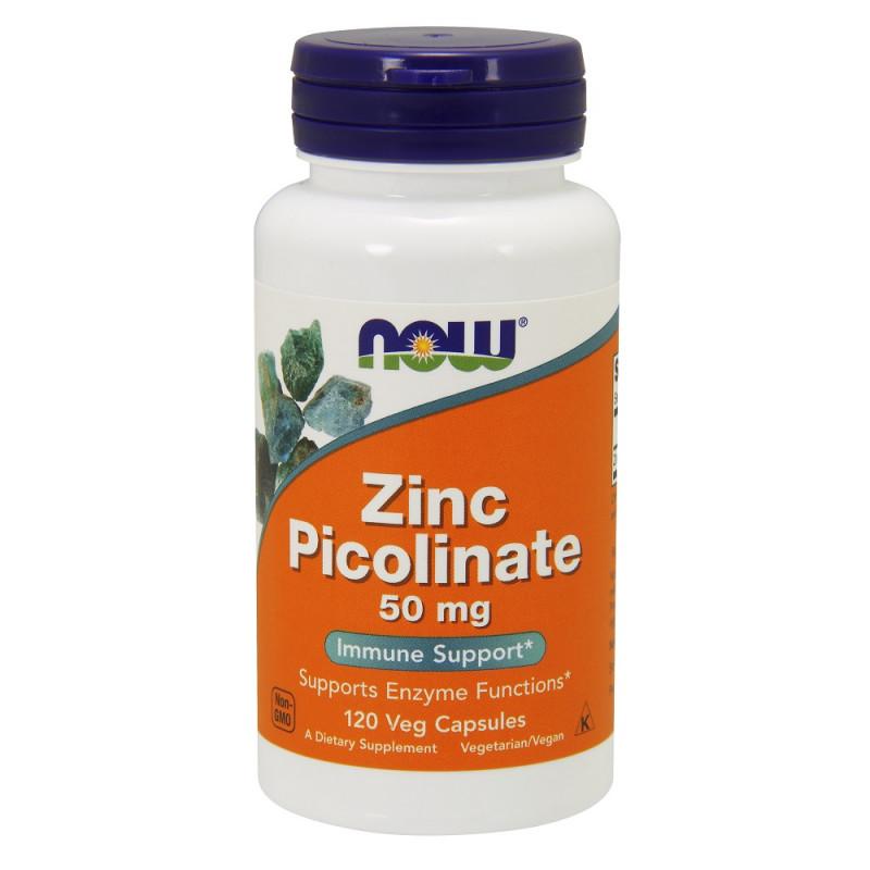 Zinc Picolinate 50 мг - 120 Капсули
